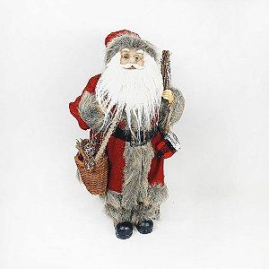 Papai Noel Decorativo - Vermelho