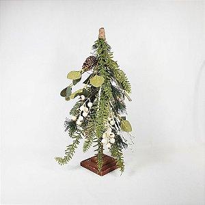 Árvore de Berrys Branco - Natalina - 52cm