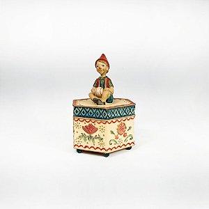 Caixa de Música - Pinóquio
