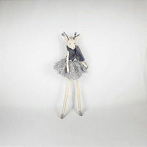 Rata Decorativa - Azul