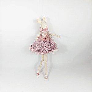 Rata Decorativa - Rosa