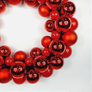 Guirlanda Decorativa - Bolas Natalinas
