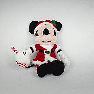 Mickey de PelúciaNoel Candy - 34cm