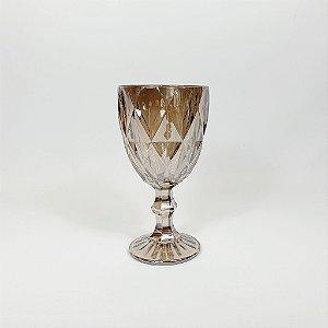 Taça de Água - Marrom - 17cm