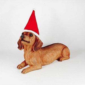 Cachorro de Resina - Dachshund