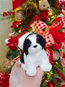 Cachorro Decorativo Filhote - Shih-tzu