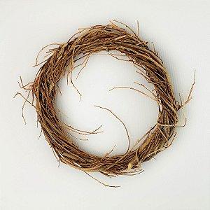 Aro Guirlanda de galhos - 20cm