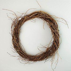 Aro Guirlanda de Galhos - 30cm