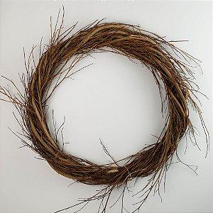 Aro Guirlanda de Galhos - 45cm