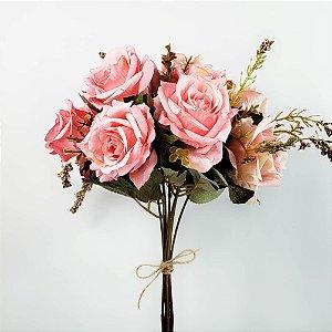 Buquê de Rosas - 38cm
