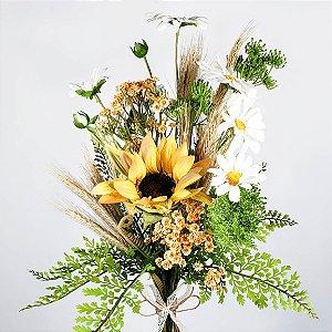 Buquê Flores do Campo - 50cm