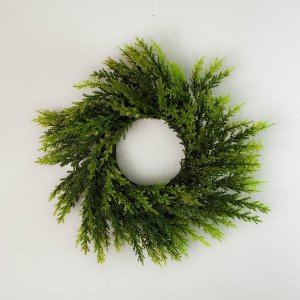 Guirlanda de folhas - 20cm