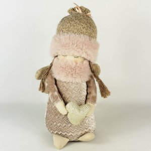 Menina Golden Heart - 19cm