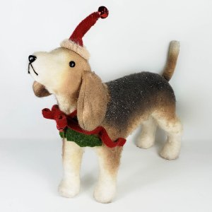 Dog Natalino - 40cmx39cm