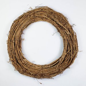 Aro Guirlanda de Cipó - 35cm