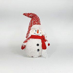 Boneco de Neve Holi - 33cm