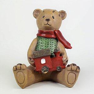 Urso Tutty - 10cm