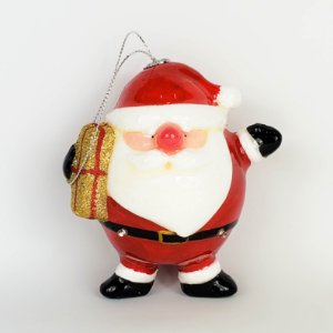 Noel com Led Para Pendurar - 10cm