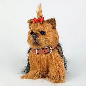 Cachorro Yorkshire - 15cm