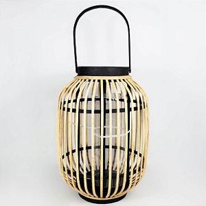 Lanterna Decorativa - 35cmx24cm