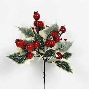 Pick Folhas e Frutas - 28cm