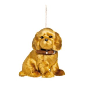 Cachorro Labrador Decorativo - 15cmx16cm
