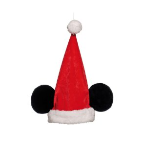 Gorro do Mickey Noel - 48cmx29cm