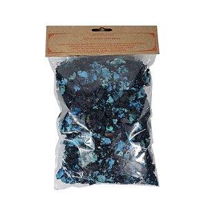 Musgo Azul e Preto - 50g