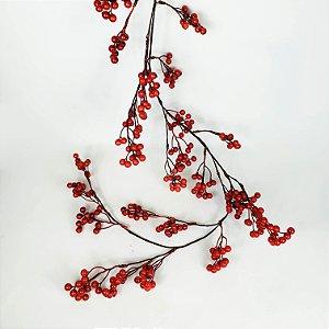 Festão de Berries - 140cm