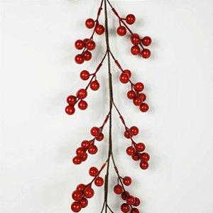 Festão de Berries - 100cm