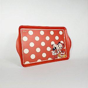 Bandeja Retangular Disney - 35cmx25cm