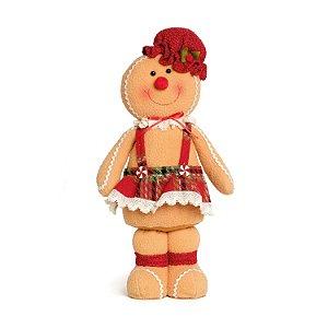 GingerBread em Pé - 40cm