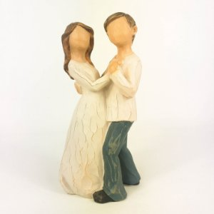 Casal de Resina - Dançando