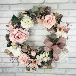 Guirlanda de Flores - Rose
