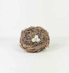 Ninho com Ovos - Pequeno
