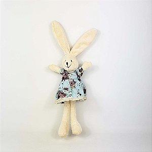 Coelha de Pelúcia - Azul