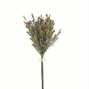 Flor de Ca - Buquê/ Tons Outonais