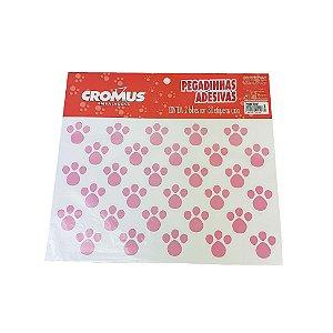 Adesivos de Patinhas - Rosa/Pequeno