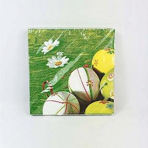 Guardanapos - Ovos/Verde