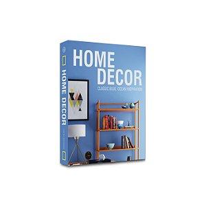 Livro Caixa - Home Decor/Grande