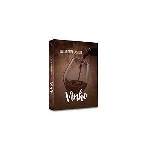 Livro Caixa - Vinho/ Pequeno