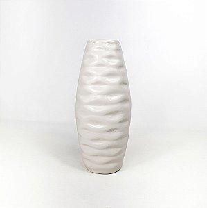 Vaso de Cerâmica - Charuto/Ondas