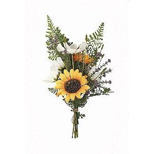 Buquê de Flores - Amarelo