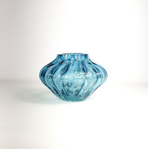 Vaso de Murano - Azul