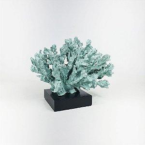 Coral Decorativo - Azul