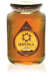 Mel Mandala Florada Silvestre 800g