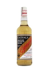 Cachaça Guaraciaba Bálsamo 970ml