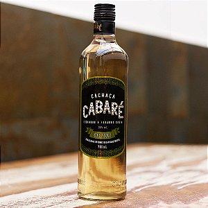 Cachaça Cabaré Ouro Carvalho 700ml
