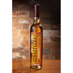 Cachaça Sebastiana Single Barrel 500ml