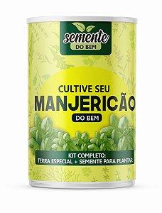 MANJERICÃO DO BEM